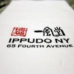 Eating at Ippudo NYC