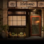 Eating at Melisse LA
